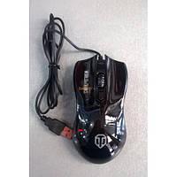 Мышка проводная USB M31 Танки, компьютерная мышка Worl of Tank, мышь для компьютера ноутбука
