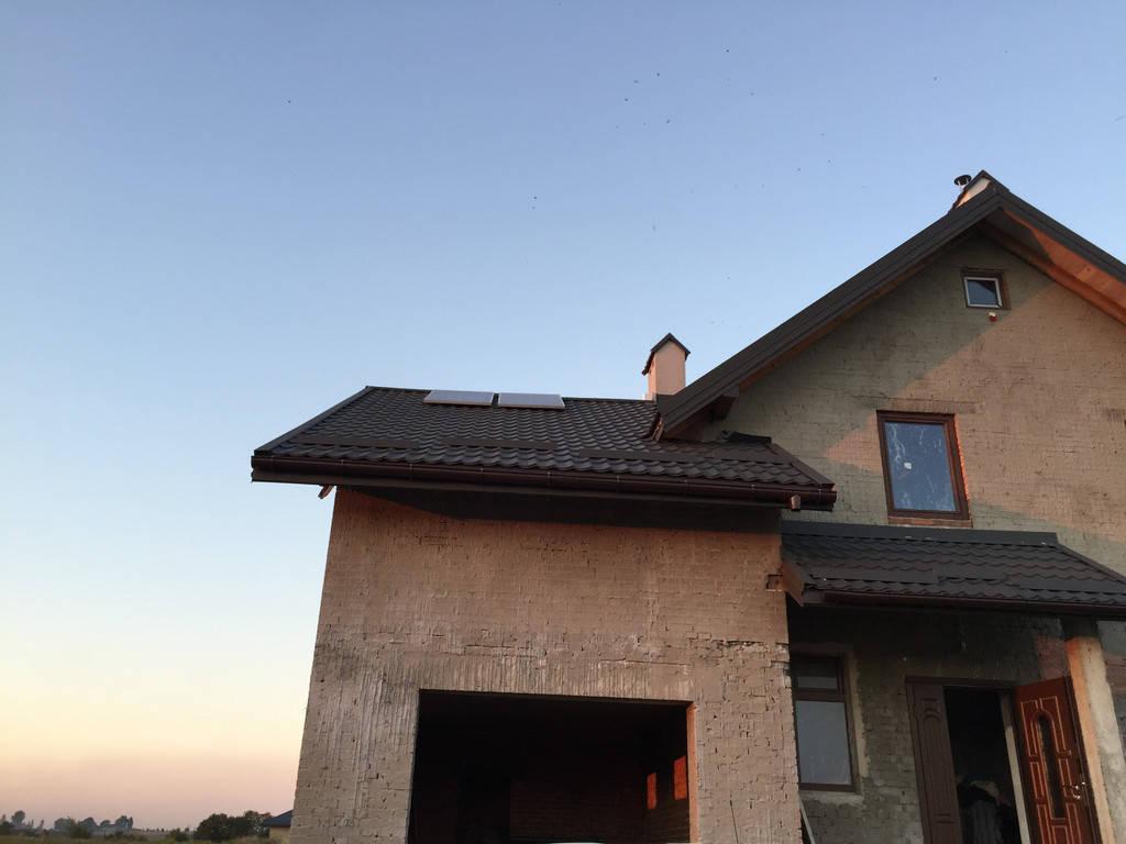 Сонячна автономна станція 500Вт*год, с. Сокільники  2