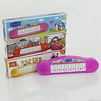 Пианино муз.№3691,в коробке,3 вида,25х8х3см.