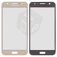 Защитное стекло корпуса для Samsung Galaxy J5 J500F / J500H /J500M / DS, золотой, оригинал