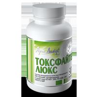 Токсфайтер Люкс - энтеросорбент на основе натуральных растительных экстрактов.