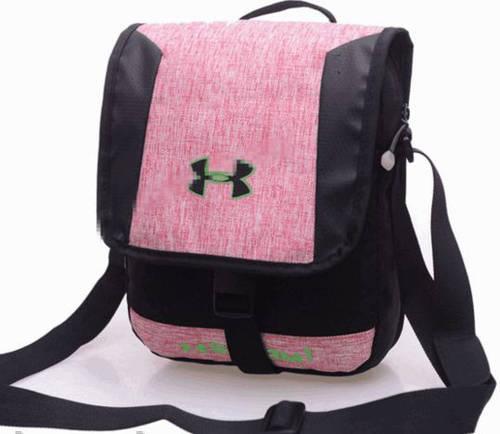 Чудесная спортивная сумка мессенджер через плечо Under Armour Storm1 167, розовый