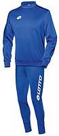 Тренировочный спортивный костюм Lotto SUIT ZENITH EVO HZ RIB