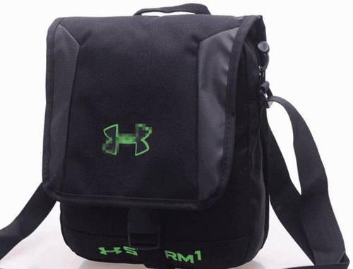 Универсальная спортивная сумка мессенджер через плечо Under Armour Storm1 168, черный