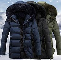 Мужская зимняя куртка. Модель 6105, фото 1