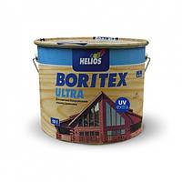 Прозора лазурь для захисту деревини Boritex Ultra UV extra 10л