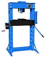 Пресс гидравлический ручная помпа 50тонн 9TY521-50D-B