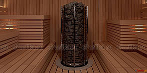 Печь для сауны sawo tower heater TH6-90NS, фото 3