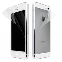 Пленка для iPhone 5 (айфон 5) на две стороны, фото 1