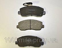 Тормозные колодки с датчиком (передние) на Renault Master III 2010-> Transporterparts (Франция) 04.0159
