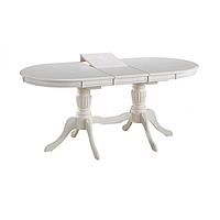 Деревянный овальный стол Оливия