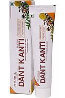Зубная паста Toothpaste Patanjali Dant Kanti, 100 гр