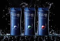 Избавьтесь от перхоти и ощутите свежесть с шампунями CLEAR!