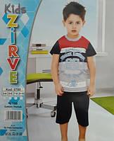 ZIRVE Футболка+капри детские 0780