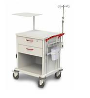 Тележка медицинская функциональная ТМ-10 Medin (Медин)