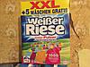 """Германия для цветного """"Weiber Riese"""" 3,85 Кг."""
