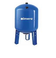 Гидроаккумуляторы вертикальные  для холодной воды на ножках IIKVE01B01EA1  AV 50  IMERA, ( Италия )