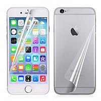 Двойная защитная пленка на iPhone 6 (айфон 6)