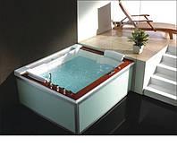 Гидромассажная ванна Golston G-U2606B, 1910x1590x770 мм