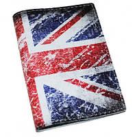 Обложка на паспорт/загранпаспорт -Флаг Британии-
