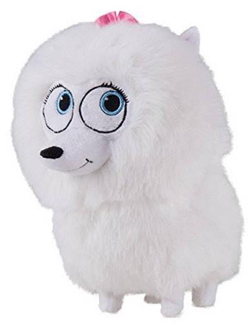 ШПИЦ ГИДЖЕТ собачка мягкая игрушка 28 см Тайная жизнь домашних животных / The Secret Life of Pets