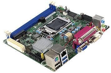Материнская плата Intel DH61DL, s1155, б\у