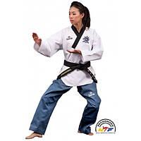 Кимоно для тхэквондо пумсэ Daedo Dan (TA3013) женское