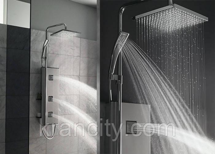 Душевая панель Jacob Delafon WaterTile E3872-185