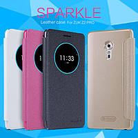 Кожаный чехол Nillkin Sparkle для ZUK Z2 Pro (4 цвета)