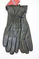 Женские перчатки из тонкой кожи