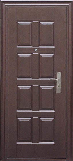Дешевые китайские входные двери ААА 013 эконом класа