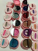 Набор цветных гелей Canni 12 шт