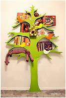 Декоративное дерево для детской из натурального дерева (в ассорт)