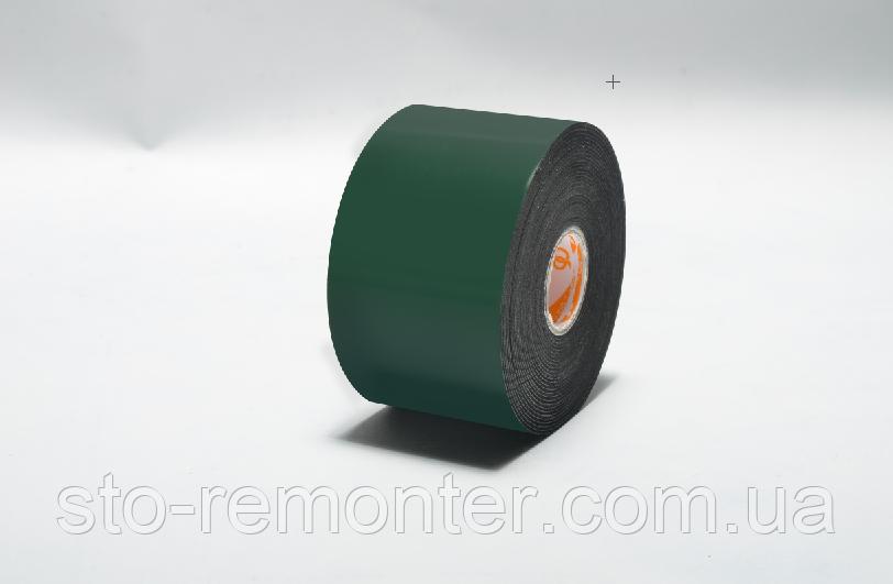 Вспененный двухсторонний скотч (двухсторонняя клейкая лента) размер 1мм*50мм*3м