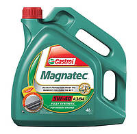 Моторное масло Castrol MAGNATEC SAE 5W40 C3 4 л