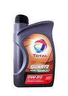 Масло TOTAL QUARTZ 9000 FUTURE GF5 0W-20  1л