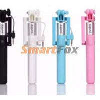 Монопод для селфи 8S (цвета в ассортименте), палка для селфи, штатив для смартфона, селфи палка