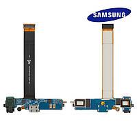 Шлейф для Samsung I9070 Galaxy S Advance, коннектора зарядки, с компонентами (оригинальный)