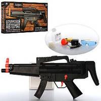 Детский автомат на аккумуляторе. Водяной пистолет. Автомат на водяных(гелевых) пулях, автомат 47 см