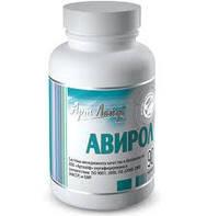 Авирол - инновационный биокомплекс для стимуляции и восстановления иммунитета.