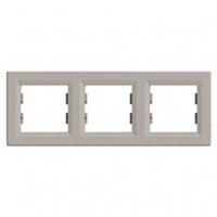 Рамка 3-я бронза горизонтальная EPH5800369