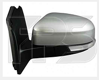 Зеркало левое, электро регулеровка с обогревом Ford Focus,Форд Фокус 11-