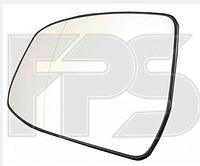 Вкладыш зеркала левый с обогревом на Ford Focus,Форд Фокус 11-