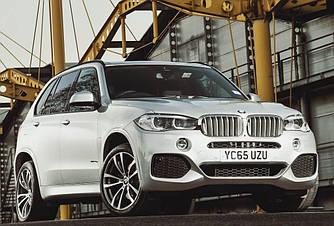 Тюнинг обвес M Sport Paket для BMW X5 F15 2012 +