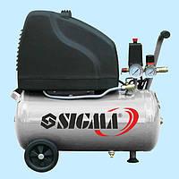 Компрессор SIGMA 7042111 (196 л/мин)
