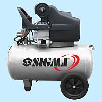 Компрессор SIGMA 7043131 (230 л/мин)