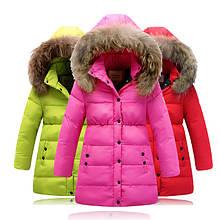 Куртки,пальто для дівчаток