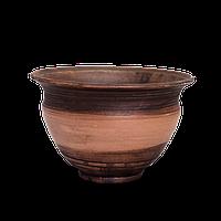 Горшок глиняный (макитра) Этно EA04 Покутская керамика