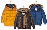 Куртки, пальто для мальчиков
