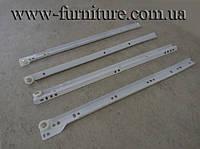 Направляющие роликовые HR2011/550 1,2 мм белые GIFF